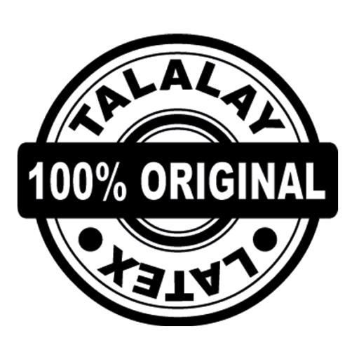 Talalay Latex Hoofdkussen 'super Comfort' The Original Talalay