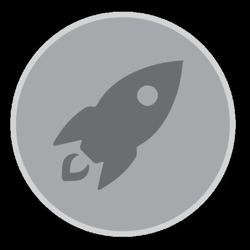 Launchpad Icon Mac Stock Apps Iconset Hamza Saleem