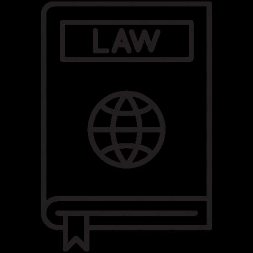 Download International Law Icon Inventicons