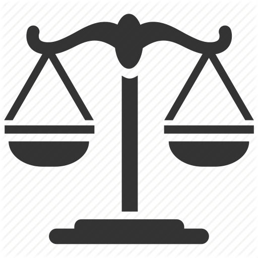 Justice Vector Legal Icon Transparent Png Clipart Free Download