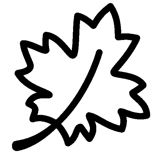 Plants Maple Leaf Icon Ios Iconset