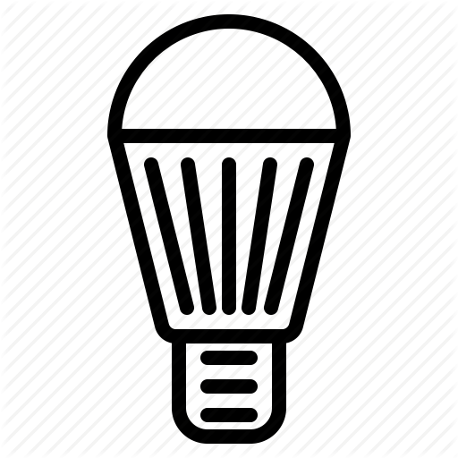 Home, House, Household, L Led Icon