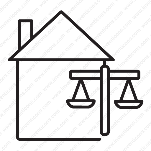 Download Real Estate Laws Icon Inventicons
