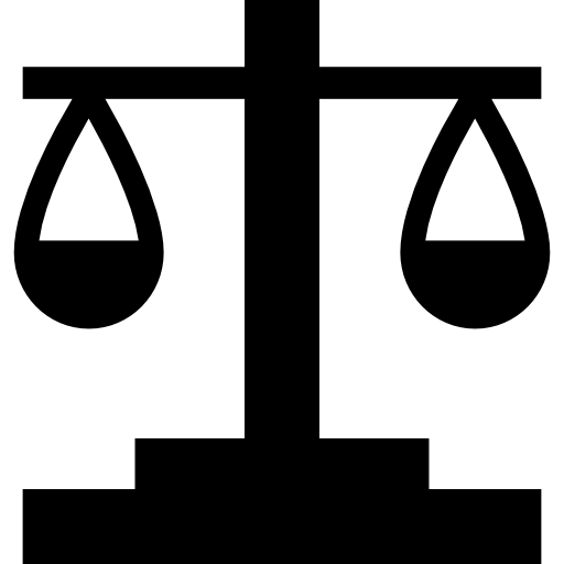 Justice Scale Icons Free Download