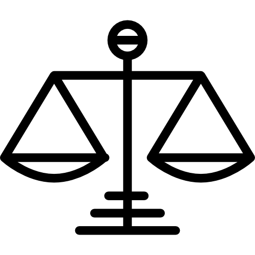 Scale Symbol Of Justice Icons Free Download