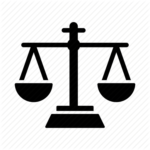 Balance, Justice, Law, Legal, Libra, Scales Icon