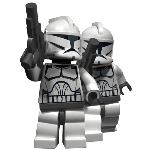 Lego, Stormtroopers Icon