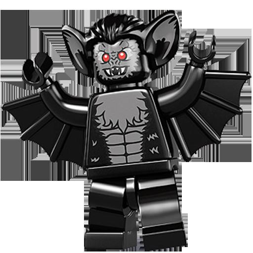 Bat, Lego Icon