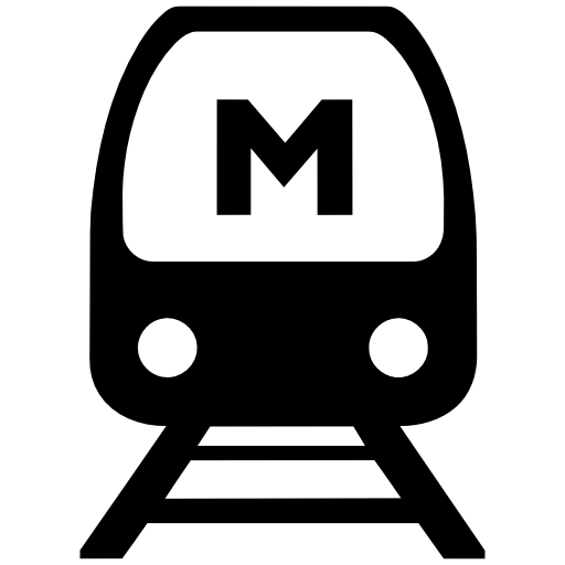 Seoul Metro Logo Free Vector Icons Designed
