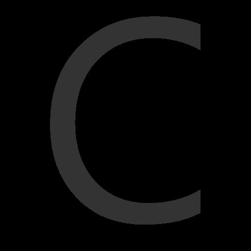 C Icon Free Of Windows Icon