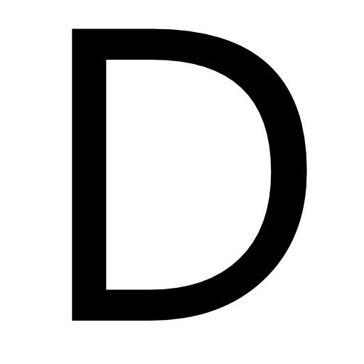 Letter D Image Group