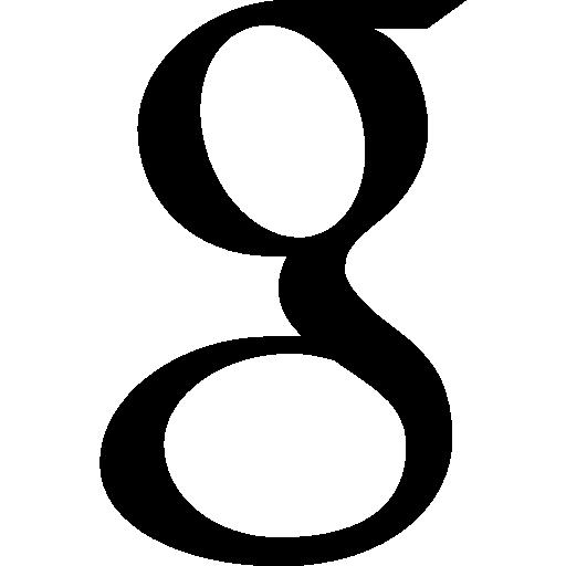 Google G Logo Icons Free Download