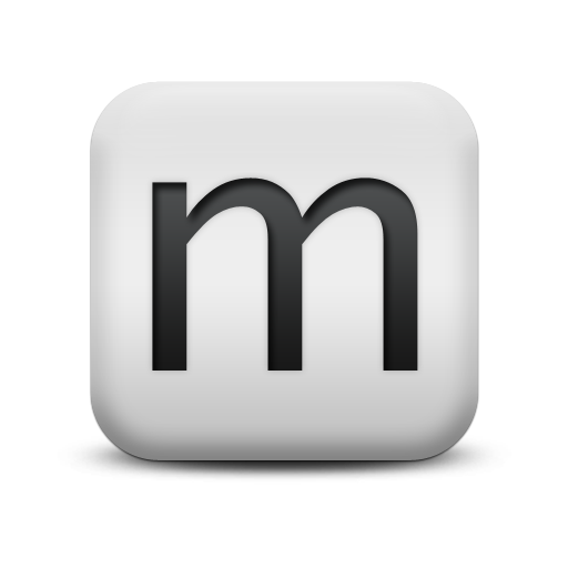 Letter M Icons