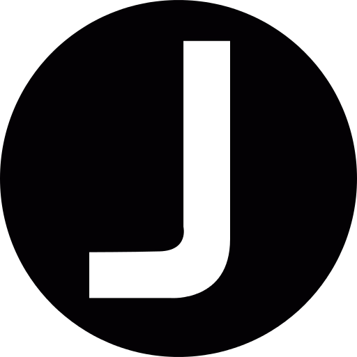 J Capital Letter In A Circle Png Icon