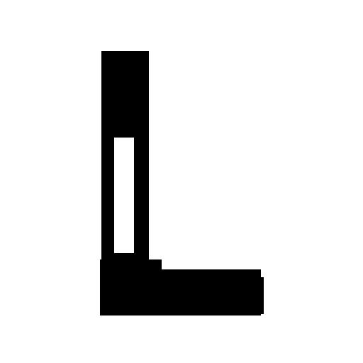 Letter L Icons