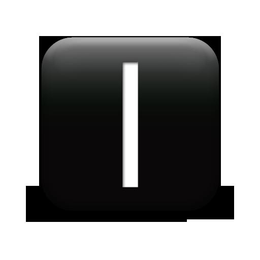 Icon Letter L Transparent