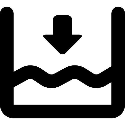 Below Sea Level Icons Free Download