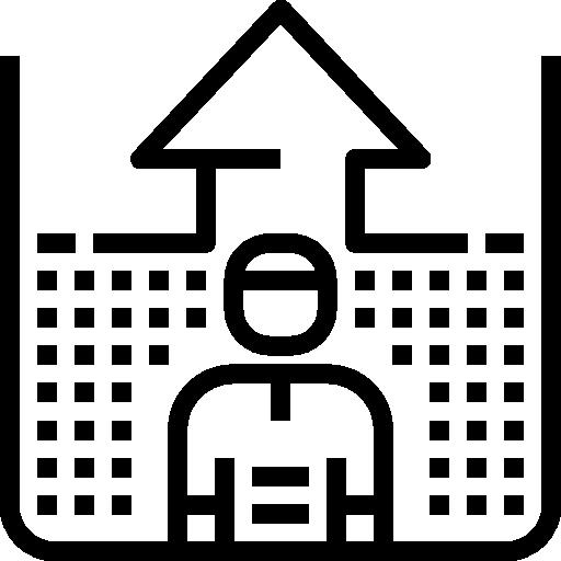 Level Up Icon