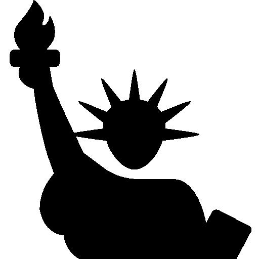 Travel Statue Of Liberty Icon Windows Iconset