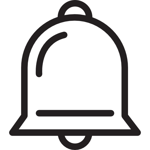 Bell Icons Free Download
