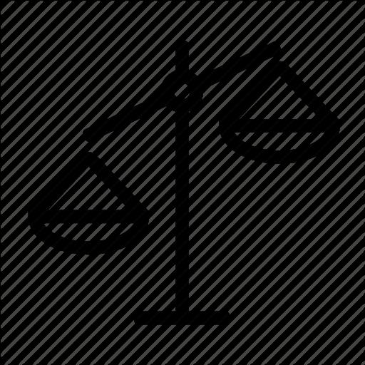 Libra, Scale Icon