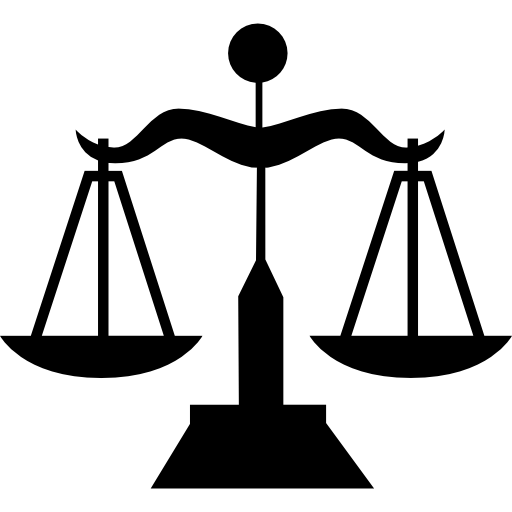 Libra Scale Balance Symbol Icons Free Download