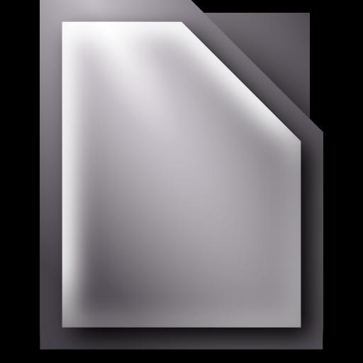 Libreoffice, Startcenter Icon