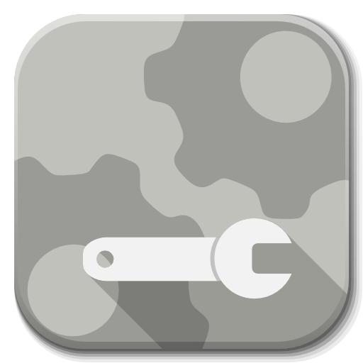Apps Settings D Icon Flatwoken Iconset Alecive