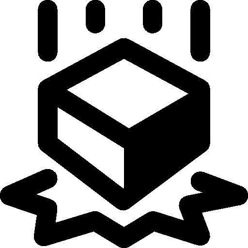 Ecommerce Do Not Drop Icon Windows Iconset