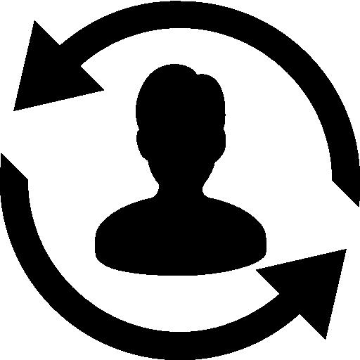 Users Lifecycle Icon Windows Iconset