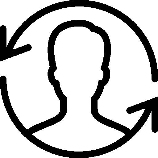 Users Lifecycle Icon Ios Iconset