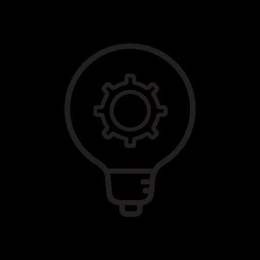 Download Light Bulb Icon Inventicons