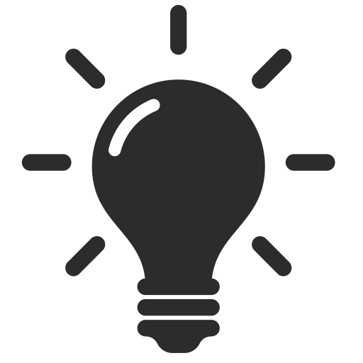 Light Bulb, Bulb Light, Idea Icon With Png And Vector Format