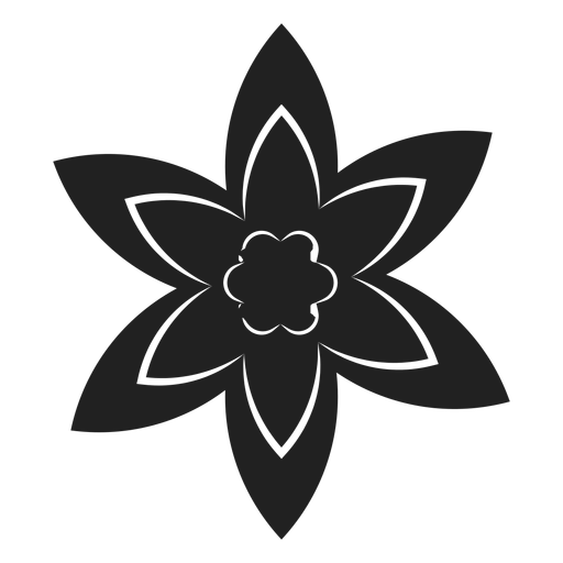 Lily Flower Icon