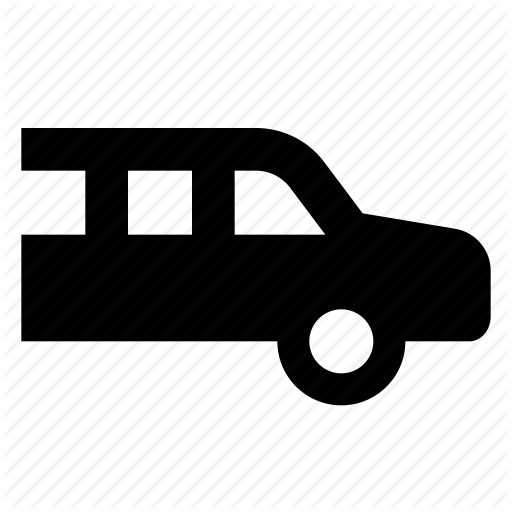 Limo, Limousine, Transport Icon