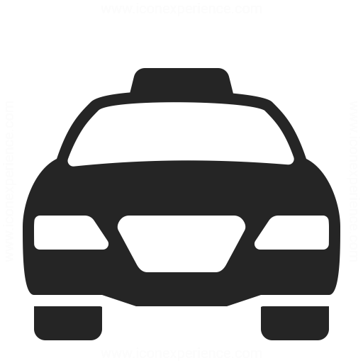 Taxi Icon Iconexperience