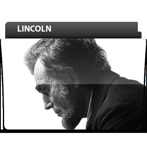 Lincoln Movie Folder Icon