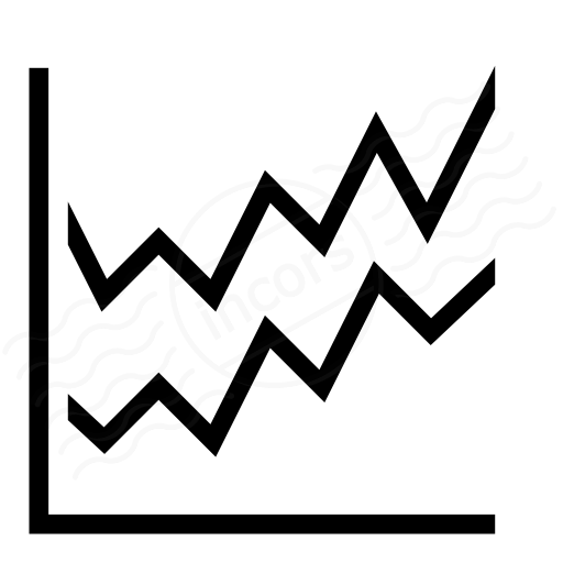 Iconexperience I Collection Chart Line Icon