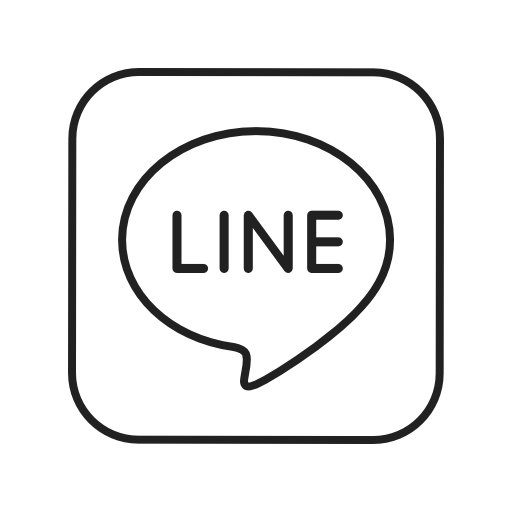 Line Icon Free Of Social Media Logos Ii Linear Black