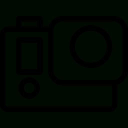 Awesome Gopro Icon Logo