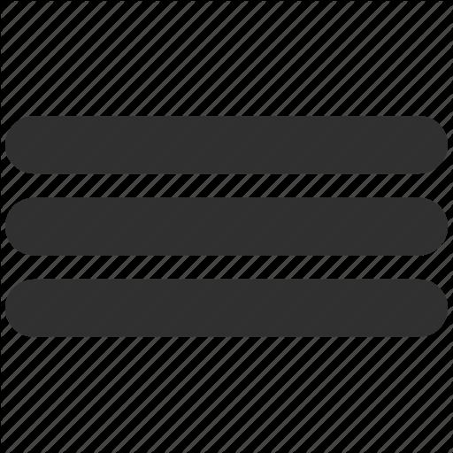 Lines, List, Menu Icon