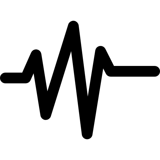 Music Sound Wave Line Icons Free Download