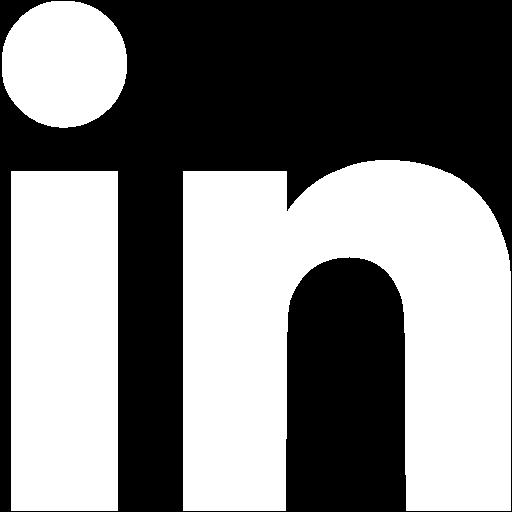 Linkedn White Ampndash Free Icons Logo Image