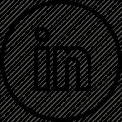 Linkedin, Logo, Media, Network, Social Icon