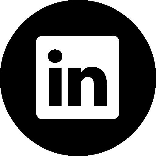 Linkedin Logo Button Icons Free Download