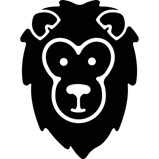 Lion Head Png Icon