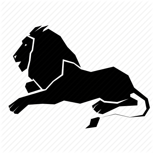 Animal, Lion Icon