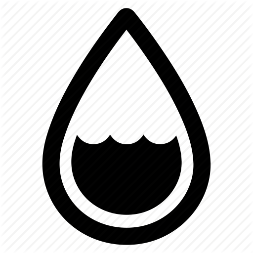 Drop, Drop Water, Liquid, Soak, Water, Wave Icon