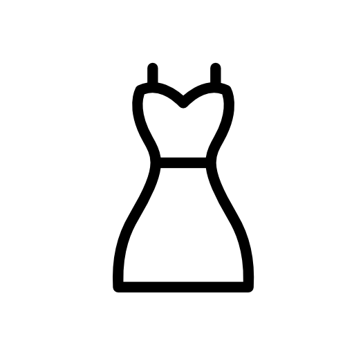 Collection Of Dress Icons Free Download