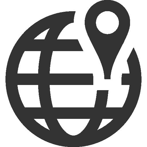 Location, Worldwide Icon